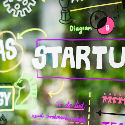 brindes startup